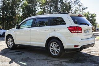 2013 Dodge Journey JC MY13 SXT White 6 Speed Automatic Wagon