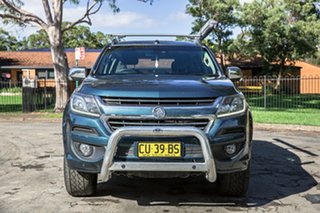 2017 Holden Trailblazer RG MY17 LTZ Teal Blue 6 Speed Sports Automatic Wagon.