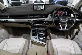 2016 Audi Q7 4M MY16 TDI Tiptronic Quattro Beige 8 Speed Sports Automatic Wagon.
