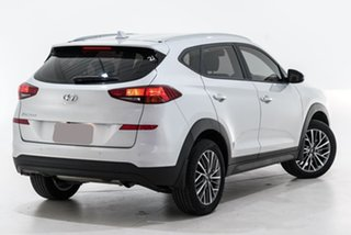 2019 Hyundai Tucson TL4 MY20 Active X 2WD Silver 6 Speed Automatic Wagon.