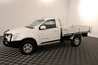 2013 Holden Colorado RG MY13 LX 5 speed Manual Cab Chassis