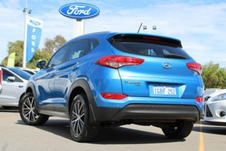 2016 Hyundai Tucson TL MY17 Active X 2WD Blue 6 Speed Manual Wagon