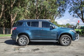 2017 Holden Trailblazer RG MY17 LTZ Teal Blue 6 Speed Sports Automatic Wagon
