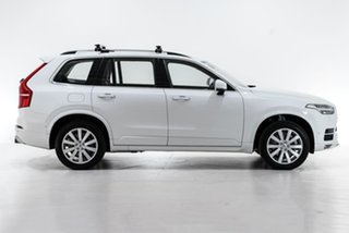 2018 Volvo XC90 L Series MY18 D5 Geartronic AWD Momentum White 8 Speed Sports Automatic Wagon