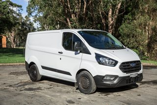 2019 Ford Transit Custom VN 2018.75MY 300S (Low Roof) Frozen White 6 Speed Automatic Van.