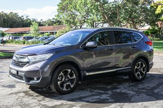 2018 Honda CR-V RW MY18 VTi-S FWD Grey 1 Speed Constant Variable Wagon