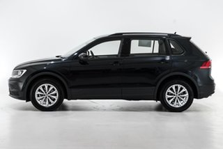 2019 Volkswagen Tiguan 5N MY20 110TSI DSG 2WD Trendline Black 6 Speed Sports Automatic Dual Clutch
