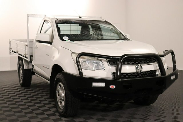 Used Holden Colorado RG MY13 LX Acacia Ridge, 2013 Holden Colorado RG MY13 LX 5 speed Manual Cab Chassis