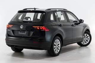 2019 Volkswagen Tiguan 5N MY20 110TSI DSG 2WD Trendline Black 6 Speed Sports Automatic Dual Clutch.