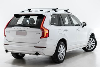 2018 Volvo XC90 L Series MY18 D5 Geartronic AWD Momentum White 8 Speed Sports Automatic Wagon.