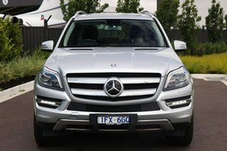 2013 Mercedes-Benz GL-Class X166 GL350 BlueTEC 7G-Tronic + Silver 7 Speed Sports Automatic Wagon.