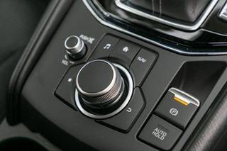 2021 Mazda CX-5 KF4WLA Maxx SKYACTIV-Drive i-ACTIV AWD Sport Sonic Silver 6 Speed Sports Automatic
