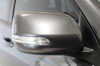 2009 Toyota Landcruiser Prado KDJ150R GXL Grey 6 Speed Manual Wagon