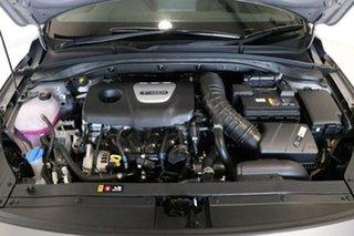 2020 Hyundai i30 PD.V4 MY21 N Line D-CT Premium Silver 7 Speed Sports Automatic Dual Clutch
