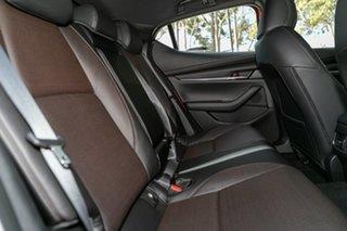 2021 Mazda 3 BP2HLA G25 SKYACTIV-Drive Astina Soul Red Crystal 6 Speed Sports Automatic Hatchback