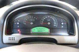 2003 Holden Commodore VY II 25th Anniversary Grey 4 Speed Automatic Sedan