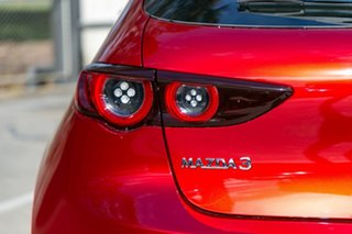 2021 Mazda 3 BP2HLA G25 SKYACTIV-Drive Astina Soul Red Crystal 6 Speed Sports Automatic Hatchback