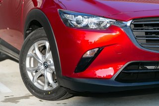 2021 Mazda CX-3 DK2W7A Maxx SKYACTIV-Drive FWD Sport Soul Red Crystal 6 Speed Sports Automatic Wagon