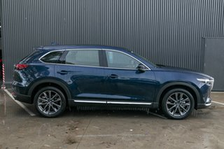 2021 Mazda CX-9 TC GT SKYACTIV-Drive Deep Crystal Blue 6 Speed Sports Automatic Wagon.
