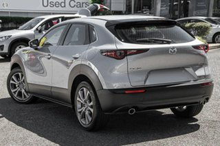 2021 Mazda CX-30 DM2W7A G20 SKYACTIV-Drive Touring Silver 6 Speed Sports Automatic Wagon