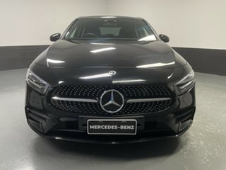 2019 Mercedes-Benz A-Class W177 800MY A250 DCT Black 7 Speed Sports Automatic Dual Clutch Hatchback.