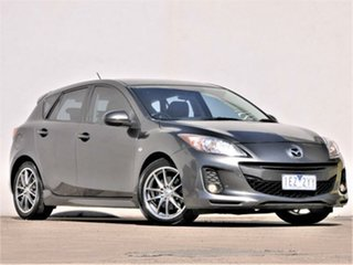 2012 Mazda 3 BL10C2 MZR-CD Manual Hatchback.