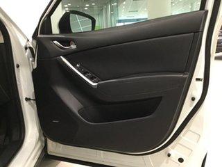 2015 Mazda CX-5 KE1022 Grand Touring SKYACTIV-Drive AWD Crystal White Pearl 6 Speed Sports Automatic