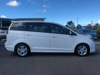 2013 Proton Exora FZ GX White 6 Speed Constant Variable Wagon