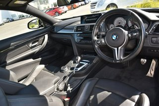 2016 BMW M4 F82 Competition M-DCT Black 7 Speed Sports Automatic Dual Clutch Coupe.
