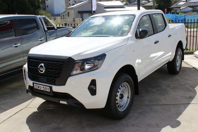 Demo Nissan Navara D23 MY21 SL 4x2 Cardiff, 2021 Nissan Navara D23 MY21 SL 4x2 Solid White 7 Speed Sports Automatic Utility