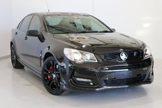 2017 Holden Commodore VF II MY17 SS V Redline Black 6 Speed Sports Automatic Sedan.