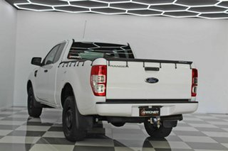 2015 Ford Ranger PX MkII XL 2.2 Hi-Rider (4x2) White 6 Speed Automatic Super Cab Chassis