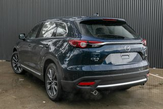 2021 Mazda CX-9 TC GT SKYACTIV-Drive Deep Crystal Blue 6 Speed Sports Automatic Wagon