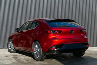 2020 Mazda 3 BP2H7A G20 SKYACTIV-Drive Pure Soul Red Crystal 6 Speed Sports Automatic Hatchback