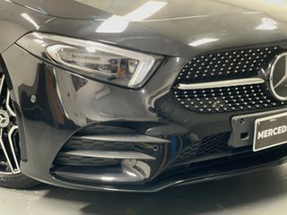 2019 Mercedes-Benz A-Class W177 800MY A250 DCT Black 7 Speed Sports Automatic Dual Clutch Hatchback