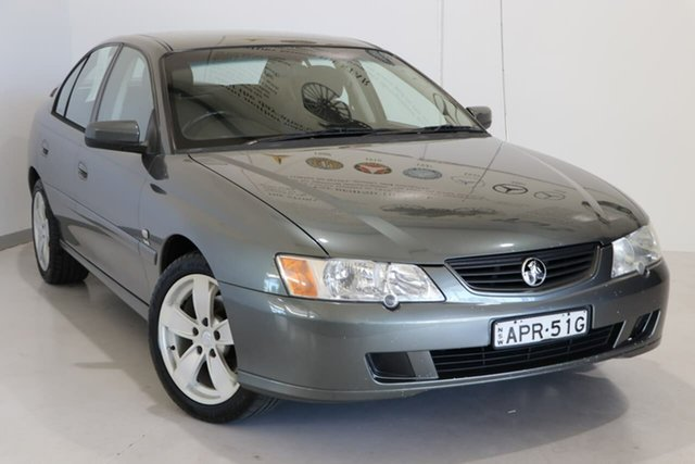 Used Holden Commodore VY II 25th Anniversary Wagga Wagga, 2003 Holden Commodore VY II 25th Anniversary Grey 4 Speed Automatic Sedan