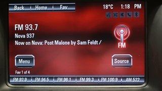 2016 Holden Commodore VF II MY16 SS V Redline Red 6 Speed Sports Automatic Sedan