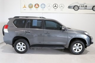 2009 Toyota Landcruiser Prado KDJ150R GXL Grey 6 Speed Manual Wagon