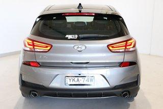 2020 Hyundai i30 PD.V4 MY21 N Line D-CT Premium Silver 7 Speed Sports Automatic Dual Clutch.