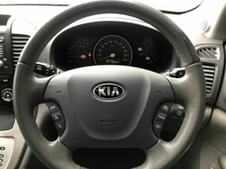 2014 Kia Grand Carnival VQ MY14 Platinum White 6 Speed Sports Automatic Wagon