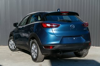 2021 Mazda CX-3 DK2W7A Maxx SKYACTIV-Drive FWD Sport Eternal Blue 6 Speed Sports Automatic Wagon