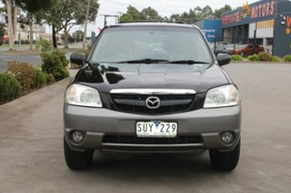 2004 Mazda Tribute Classic Black 4 Speed Automatic 4x4 Wagon.