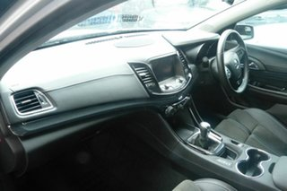 2013 Holden Commodore VF MY14 SS Silver 6 Speed Manual Sedan