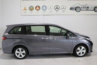 2017 Honda Odyssey RC MY17 VTi Grey 7 Speed Constant Variable Wagon.