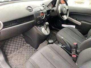 2008 Mazda 2 DE Genki Black 4 Speed Automatic Hatchback