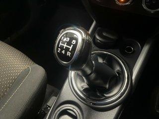 2013 Mitsubishi ASX XB MY13 Aspire 2WD White 5 Speed Manual Wagon