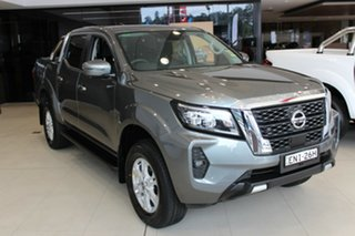 2021 Nissan Navara D23 Dual Cab ST Pick Up 4x4 Twilight 6 Speed Manual Utility