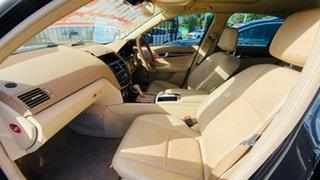 2008 Mercedes-Benz C-Class W204 C200 Kompressor Elegance Black 5 Speed Sports Automatic Sedan