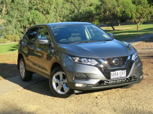 Demo Nissan Qashqai J11 Series 3 MY20 ST+ X-tronic Morphett Vale, 2020 Nissan Qashqai J11 Series 3 MY20 ST+ X-tronic Gun Metallic 1 Speed Constant Variable Wagon