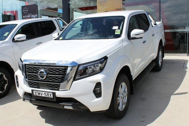 Demo Nissan Navara D23 MY21 ST 4x2 Cardiff, 2021 Nissan Navara D23 MY21 ST 4x2 Solid White 7 Speed Sports Automatic Utility